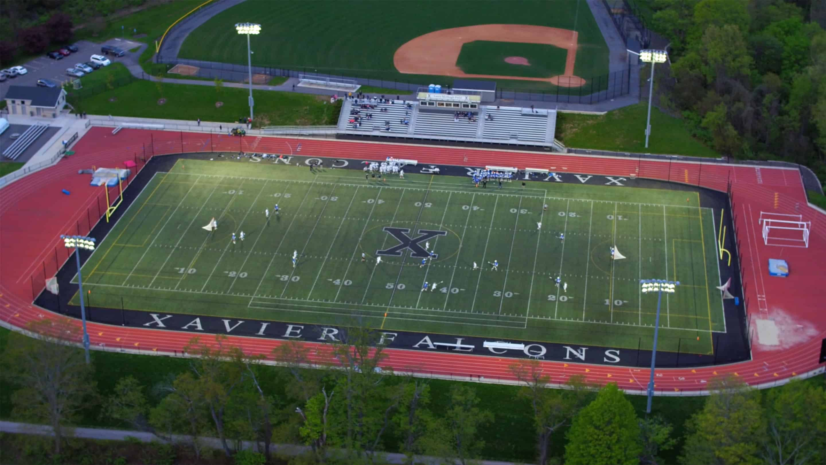 Xavier High School Lacrosse